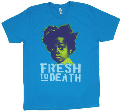 Fresh To Death - Buckwheat Sheer T-shirt