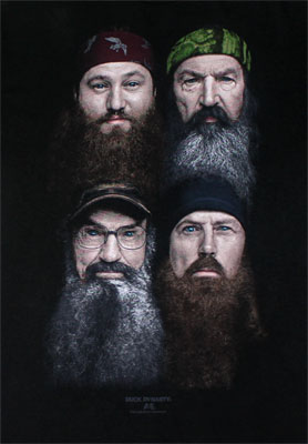 The Men - Duck Dynasty T-shirt