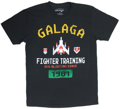 Fighter Training - Galaga Sheer T-shirt