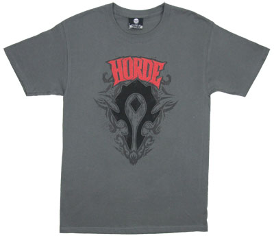 Horde Crest - World Of Warcraft T-shirt