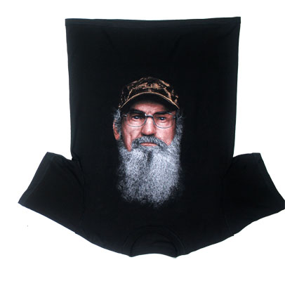 Si Reversible Mask - Duck Dynasty T-shirt