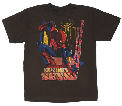 Eye On The City - Amazing Spider-Man Youth T-shirt