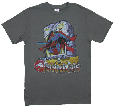 Mumm-Ra&#039;s Temple - Thundercats T-shirt