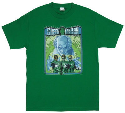Green Lantern #184 - DC Comics T-shirt
