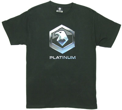 Platinum League - Starcraft II T-shirt