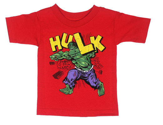 Hulk Smash - Marvel Comics Toddler T-shirt