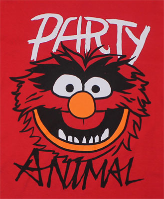 Party Animal - Muppets T-shirt