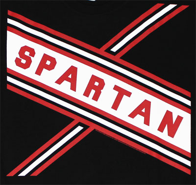 Spartan Costume - Saturday Night Live Sheer T-shirt