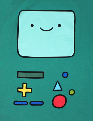 BMO - Adventure Time Tank Top