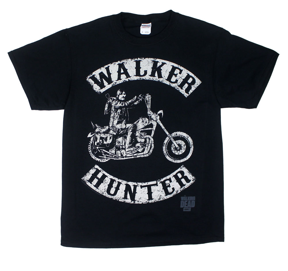 Walker Hunter - Walking Dead T-shirt