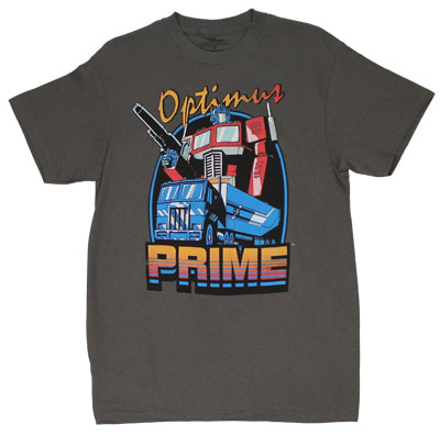 Optimus Prime - Transformers T-shirt