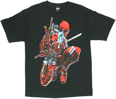 Brace Yourself - Deadpool - Marvel Comics T-shirt