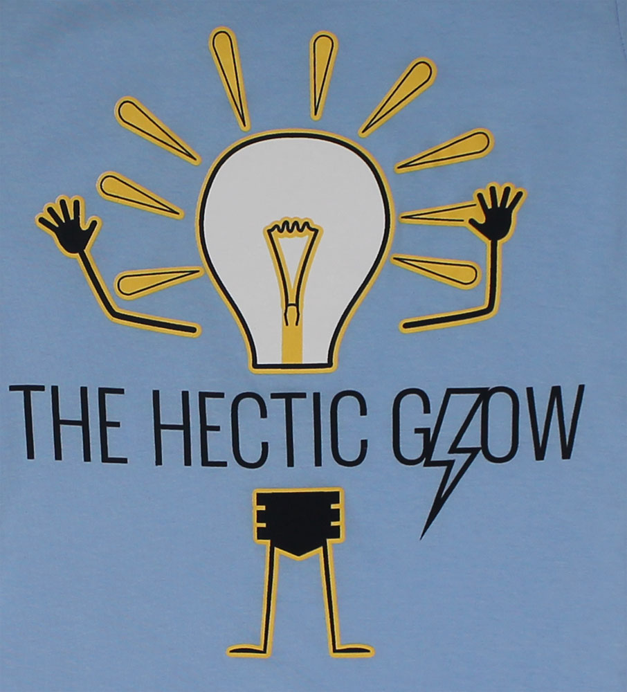 The Hectic Glow - The Fault In Our Stars Juniors T-shirt