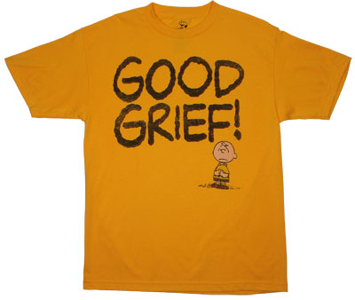 Good Grief! - Peanuts T-shirt