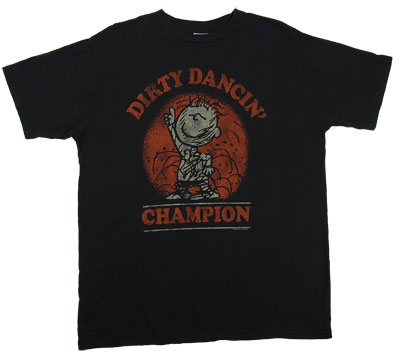 Dirty Dancin Champion - Pigpen - Junk Food Men's T-shirt