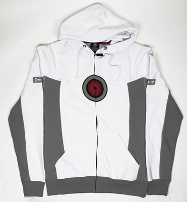 Turret Costume - Portal 2 Hooded Sweatshirt