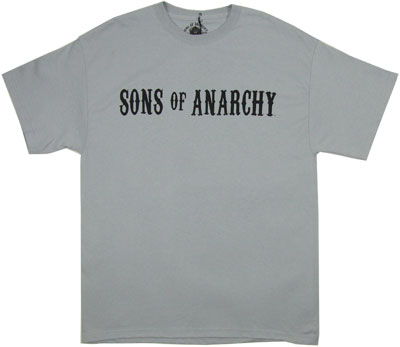 Etched Reaper - Sons Of Anarchy T-shirt