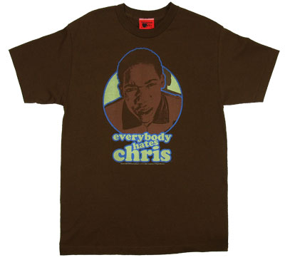 Everybody Hates Chris T-shirt