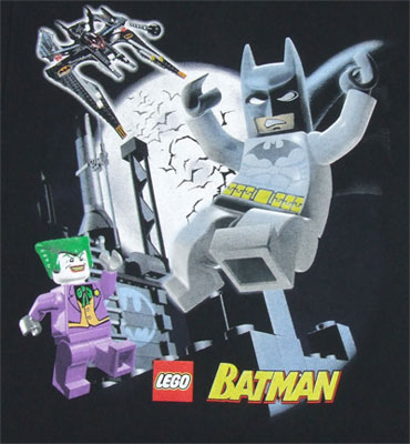 LEGO Batman Boys T-shirt