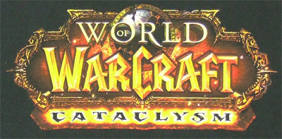 Cataclysm Logo - World Of Warcraft T-shirt