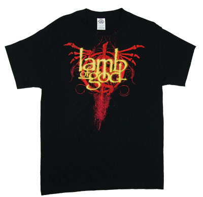 Lamb Of God T-shirt