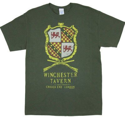 Winchester Tavern - Shaun Of The Dead T-shirt