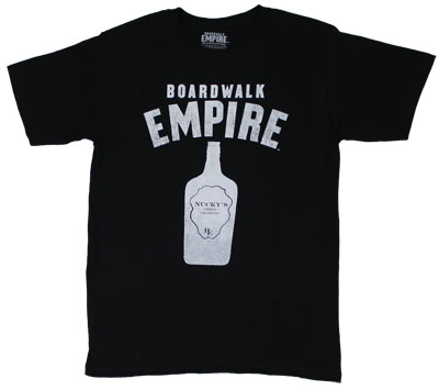 Nucky&#039;s - Boardwalk Empire T-shirt