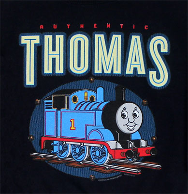 Authentic Thomas - Thomas The Tank Engine Juvenile And Toddler Sweatshirt