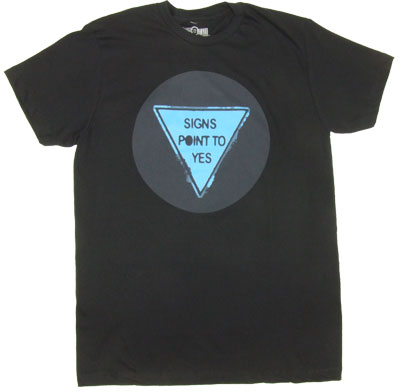 Signs Point To Yes - Ouija Sheer T-shirt