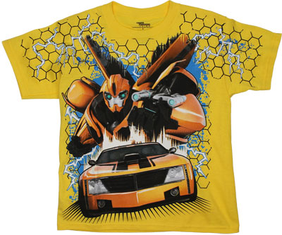 Bumblebee - Transformers Youth T-shirt