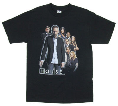 House Crew - House T-shirt
