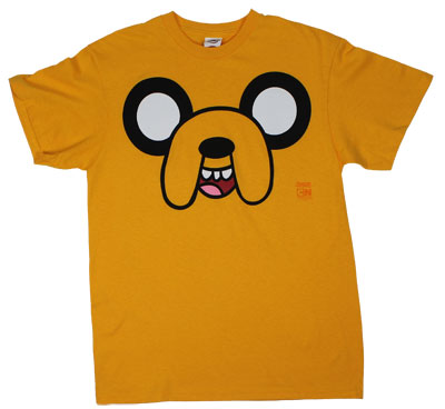 Jake Face - Adventure Time T-shirt
