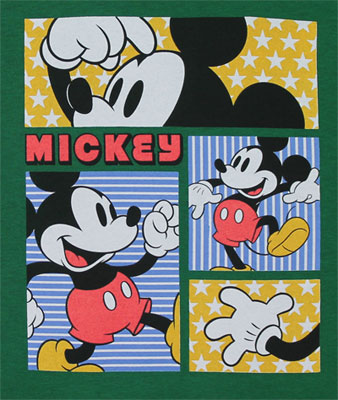 Mickey Panels - Disney Toddler T-shirt