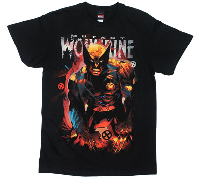 Mutant - Marvel Comics T-shirt
