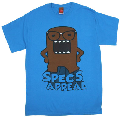 Specs Appeal - Domo-Kun T-shirt