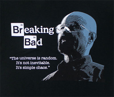 Simple Chaos - Breaking Bad T-shirt