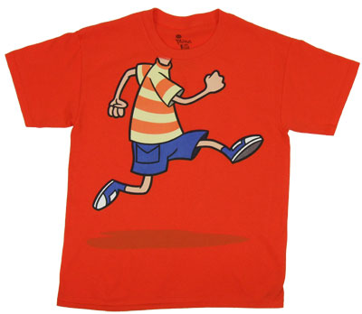 Phineas - Phineas And Ferb Boys T-shirt