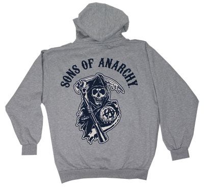 Samcro - Sons Of Anarchy Hooded Sweatshirt