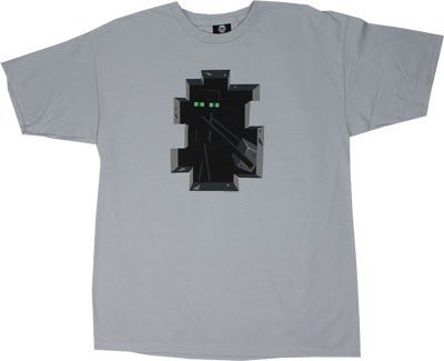 Enderman Inside - Minecraft T-shirt