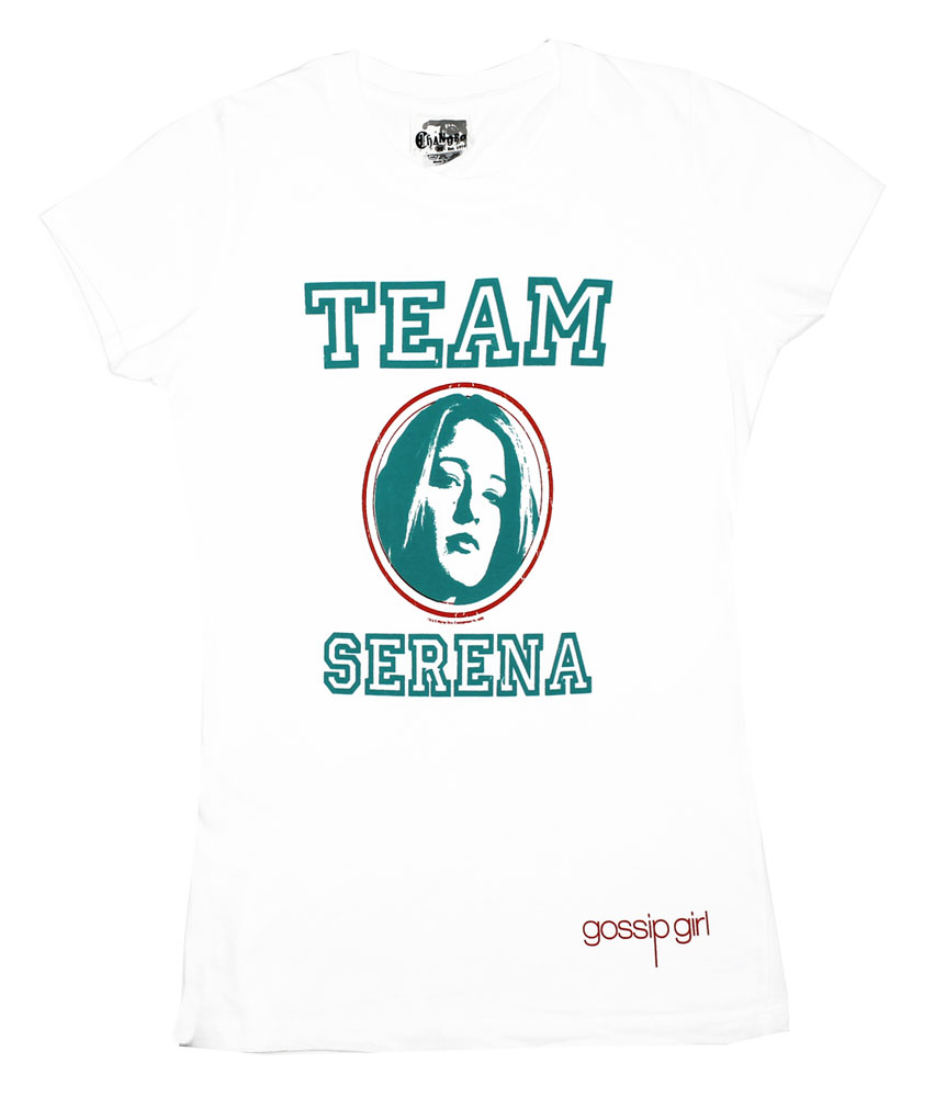 Team Serena - Gossip Girl Sheer Women's T-shirt