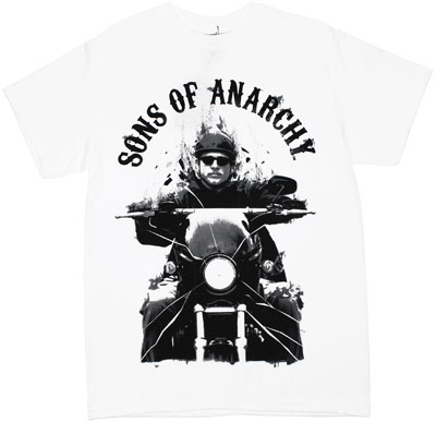 Onward Jax - Sons Of Anarchy T-shirt