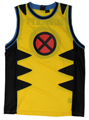 Howlett - Marvel Comics Basketball Jersey