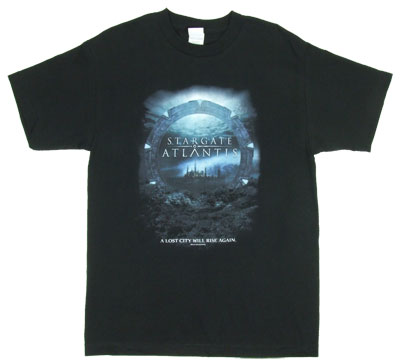 Lost City - Stargate Atlantis T-shirt