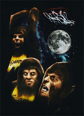 Three Teen Wolf Moon - Teen Wolf T-shirt
