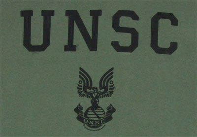 UNSC - Halo T-shirt