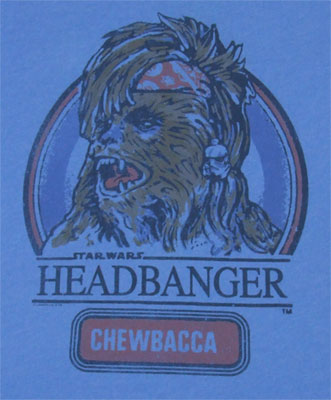 Headbanger - Star Wars - Junk Food Men's T-shirt