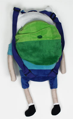Plush Finn - Adventure Time Pouch
