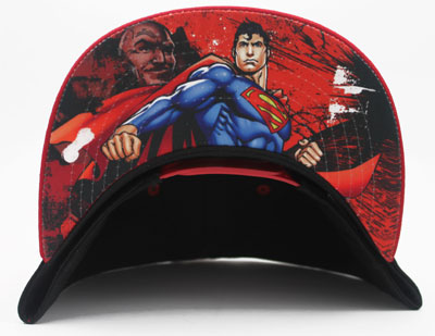 Superman Vs Lex Luthor - DC Comics Baseball Cap