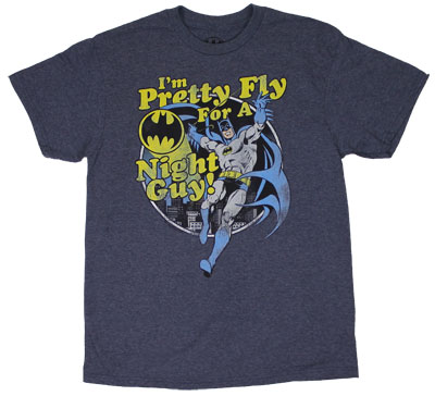 Pretty Fly For A Night Guy! - Batman - DC Comics T-shirt