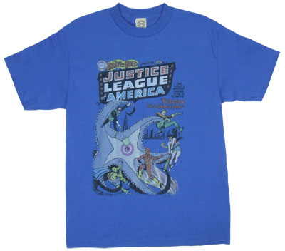 Classic Cover - DC Comics T-shirt